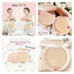 Mille Mineral Snail Collagen Pact SPF25PA++