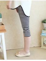 กางเกงเลกกิ้งคนท้อง ขา 3 ส่วน