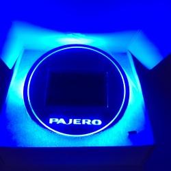Pajero Sport Blue สีฟ้า