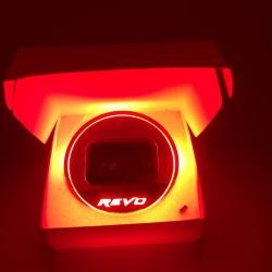 Revo Red สีแดง