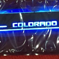 LED sill scuff plate- Colorado