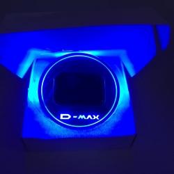 D max Blue สีฟ้า