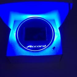 Accord Blue สีฟ้า