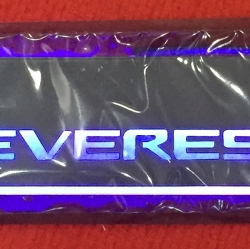 LED sill scuff plate-Everest