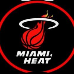 ไฟส่องประตู Welcome Light - Miami Heat