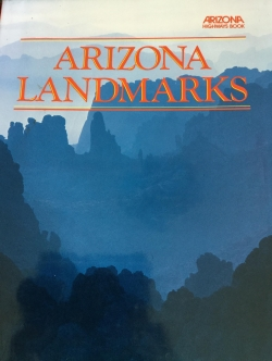 Arizona Landmarks By Arizona Highways Book