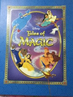 Disney Tales of Magic. Dumbo. Hercules Lion King. Beauty and the Beast