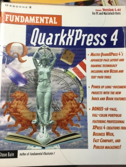 Fundamental quarkXPress 4. ผู้เขียน Steve Bain