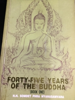 Forty-Five Years of BUDDHA