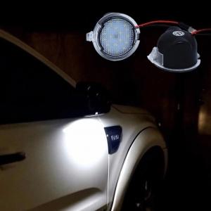 ไฟส่องใต้กระจก LED สีขาว