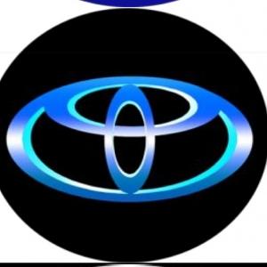 ไฟส่องประตู Welcome Light - Toyota2