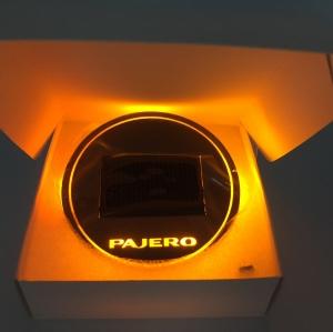 Pajero Sport Yellow สีเหลือง