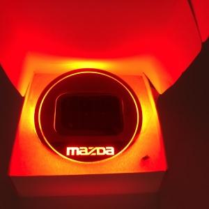 Mazda Red สีแดง