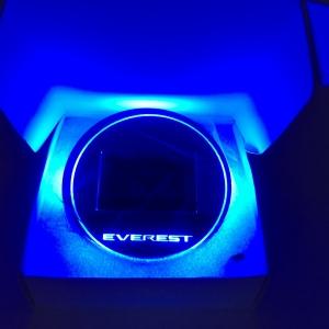 Everest Blue สีฟ้า