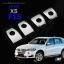 ทริมครอบหมุดประตู BMW หลายรุ่น F10 F15 F30 F48 G30 thumbnail 5