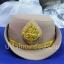 หมวกหม้อตาลหญิงสีกากี หน้าสิงห์ thumbnail 1