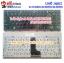 Toshiba Keyboard คีย์บอร์ด Satellite M645 M640 M650 / P740 P740D P745 P745D thumbnail 1