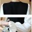 เสื้อคลุมท้องแฟชั่น สีดำ thumbnail 5