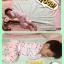 ผ้ารองกันฉี่ SIZE M+Wing Pink thumbnail 3