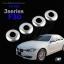 ทริมครอบหมุดประตู BMW หลายรุ่น F10 F15 F30 F48 G30 thumbnail 3