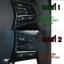 ทริมติดปุ่มสวิตซ์ พวงมาลัยรถยนต์ บีเอ็มดับเบิ้ลยู Series 5 F10 *มี 2 แบบ thumbnail 2