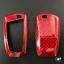 เคสกุญแจบีเอ็มดับเบิ้ลยู F series**คาร์บอนไฟเบอร์แท้** สีแดง (Carbon fiber) thumbnail 2