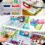 [Pre-order]Storage Refrigerator Rack Type 1 ลิ้นชักจัดระเบียบในตู้เย็น