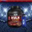 Proflex Hulk Mass Gainer Chocolate 5 lbs + Shaker (เวย์โปรตีน รส ช็อกโกแลต) thumbnail 1