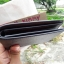 NEW COACH DOUBLE BILLFOLD WALLET IN SIGNATURE (COACH F75083) MAHOGANY/BROWN thumbnail 15