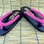 SUGOI-09 รองเท้าเกี๊ยะไม้ดำเชือกชมพูบานเย็น thumbnail 2