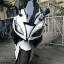 ชิวหน้า MOTOZAAA ทรง ZX10R สีขาว FOR KAWASAKI NINJA300 thumbnail 2