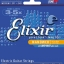 สายกีตาร์ไฟฟ้า Elixir Electric Guitar Strings NanoWeb Coating Medium 011 - 049 thumbnail 1