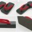 Slim Geta-06 รองเท้าเกี๊ยะแบบเรียบไม้สัดำ เชือกแดง thumbnail 5