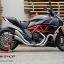 ท่อ Hp corse slip 2-1 ตรงรุ่นสำหรับ Ducati Diavel thumbnail 1