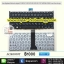 Keyboard ACER Aspire E13 ES1-311 ES1-321 ES1-331 ES1-131 TMP236 N15W3 ภาษาไทย อังกฤษ thumbnail 1