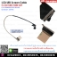 LCD/LED Screen Cable P/N: DDJW8GLC000 REV:A01 For Dell 5480 V5480 5439 thumbnail 1