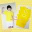 ปลีกตัวละ 50 บาท ไซส์ M เสื้อกีฬาสีเด็ก เสื้อกีฬาเปล่าเด็ก เสื้อกีฬาสีอนุบาล สีเหลือง thumbnail 1