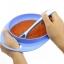 Nuvita - EasyEating Dish จานพร้อมที่จับถนัดมือ สีชมพู thumbnail 3