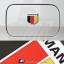 แผ่นโลโก้โลหะ ลายธงชาติเยอรมัน thumbnail 2