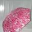 ESPRIT ร่มขนาดพกพา (ชัก 3 ท่อน) ด้ามเหลี่ยม UV protection ลายหัวใจ thumbnail 2
