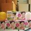 สบู่ จินซู เมือกหอยทากฟองยืด GinZhu Body Whitening mask soap พอกผิวขาว เพิ่มความขาว 10 ระดับ กล่องสีเหลือง ก้อนเหลือง thumbnail 10