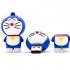 แฟลชไดร์ฟโดราเอม่อน(Doraemon) สีฟ้า ความจุ 8 GB.