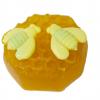 สบู่น้ำผึ้ง / สบู่นมผึ้ง / สบู่พรอพพอลิสผสมน้ำผึ้ง ขนาด 100 กรัม (น้ำผึ้งแท้ 100% จากฟาร์มผึ้งเกรด A )**