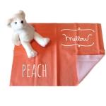 ผ้ารองกันฉี่ Mellow Quick dry SIZE S Peach