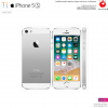 (Imported) iPhone5s 16GB - Silver