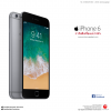iPhone6 16GB : Space Gray