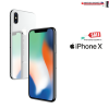 Apple iPhone X : Silver