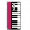 เคส nokia 8 วัสดุtpuลายคีย์บอร์ดเปียโน
