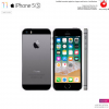 (Imported) iPhone5s 32GB - SpaceGray