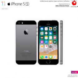(Imported) iPhone5s 16GB - SpaceGray